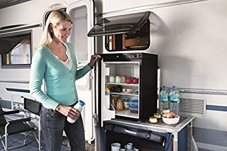Auto Kühlschrank Gas : Dometic combicool rf freistehender absorber kühlschrank