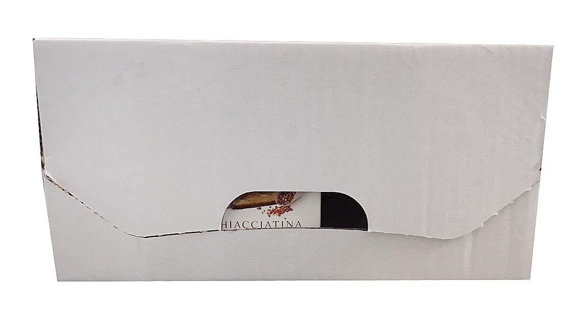 Villa Sapori Pan Crujiente Italiano con ingredientes Ecológicos | Schiacciatina Ecológica con Espelta y Trigo Sarraceno, caja de 1,2 kg (pack de 8 x 150 g): ...