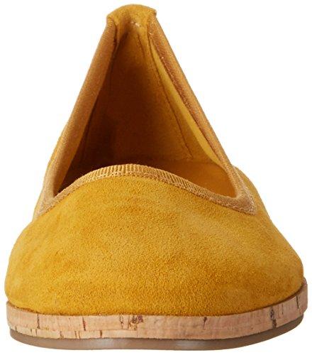 Tamaris22117 - Bailarinas Mujer Amarillo (SUN 602)