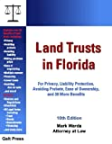 Land Trusts in Florida, Mark Warda, 1888699159