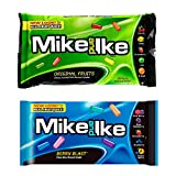 Mike and IKE Candy - Box of 24 Packs, Net Weight 1.22 KG