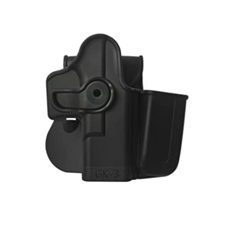 IMI Defense Concealed Carry Tactical Roto Holster + Integrated Magazine GK3 Glock 17 22 31 19 23 32 36 Gen 4 by IMI-Defense NJlIQwrYl