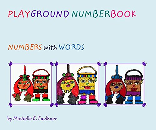 Price comparison product image PLAYGROUND NUMBERBOOK Ages 3-14