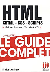 GUIDE COMPLET£HTML