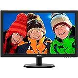 Philips 223V5LSB2/10 - Monitor LED de 21.5'' (Full HD, 15.6 W), negro