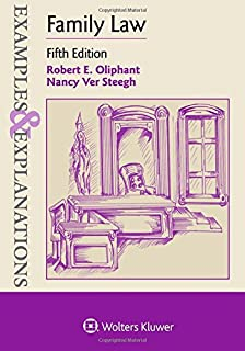 Family law: examples and explanations (examples & explanations.