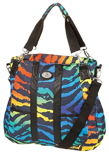 Schneiders Borsa Messenger, Animal Print (Multicolore) - 10109365