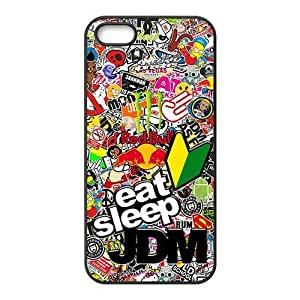Eat sleep jdm Phone Case for iPhone 5S Case