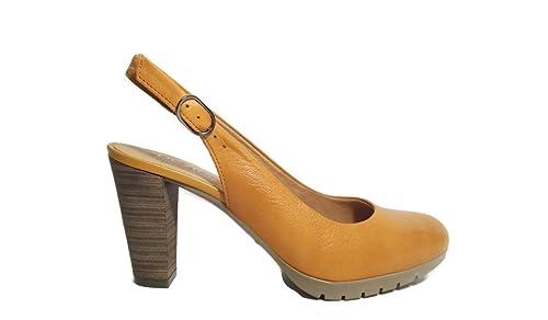 Tacon Desiree De Salon Zapatos Planta Con Destalonados ITfaZBqxTw