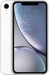 Apple iPhone XR White 128GB SIM-Free Smartphone (Renewed)