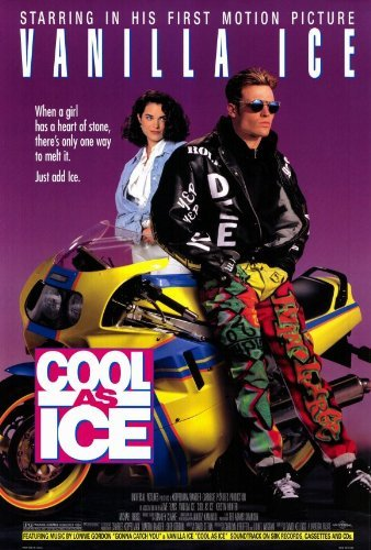Cool As Ice POSTER Movie (27 x 40 Inches - 69cm x 102cm) (1991)