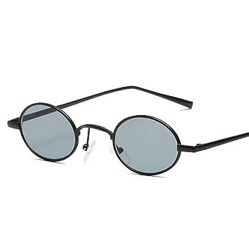 QDE Gafas de sol Gafas De Sol Ovaladas Pequeñas para Mujer ...