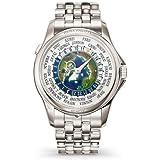 Patek Philippe Camplication World Time Platinum Watch 5131/1P-001