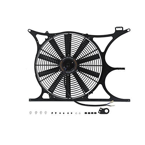 - Mishimoto MMFS-E36-92P BMW E36 Performance Fan Shroud Kit, 1992-1999, Silver