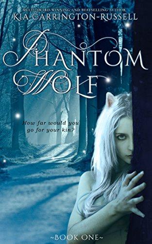 Amazon Phantom Wolf Ebook Kia Carrington Russell Kindle Store