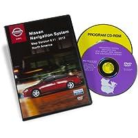 Nissan Navigation System 2013 Year DVD v6.11 (X6)