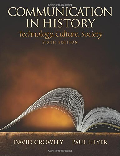 Communication in History: Technology, Culture, Society (100 Cases)