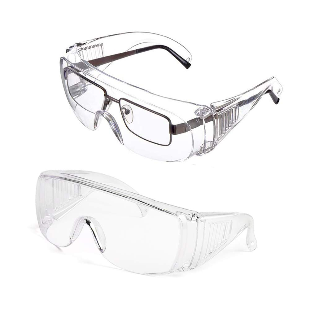 Gafas de Seguridad Gafas Protectoras A Prevenci/ón Polvo Prueba de Impacto Arena a Prueba de Viento Para Anti Salpicaduras Lentes de Seguridad Antivaho