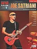 Joe Satriani: Guitar Play-Along Vol. 185