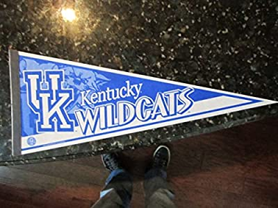 University of Kentucky Basketball full size Pennant