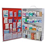 Product review for ANSI 2015 Class B First Aid Kit Complete With Medication