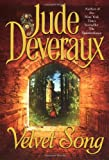 Velvet Song, Jude Deveraux, 0671739751