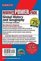 Regents Global History and Geography Power Pack: Let's Review: Global History and Geography + Regents Exams and Answers: Global History and Geography (Barron's Regents NY)