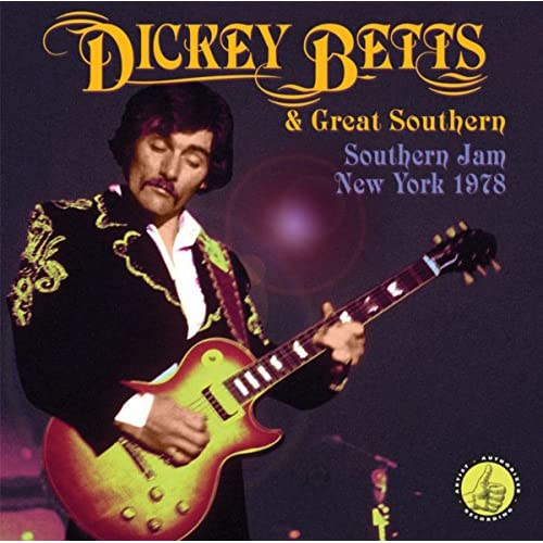 Image result for dickey betts southern jam 1978