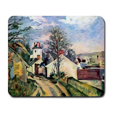 House of Dr. Gachet By Paul Cezanne Mouse (Doctor Gachets House)