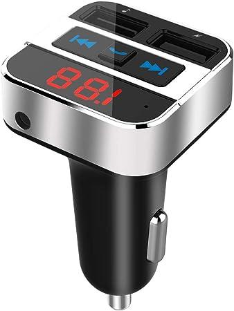 Bluetooth Fm Transmitter Uekars Kfz Auto Bluetooth Elektronik