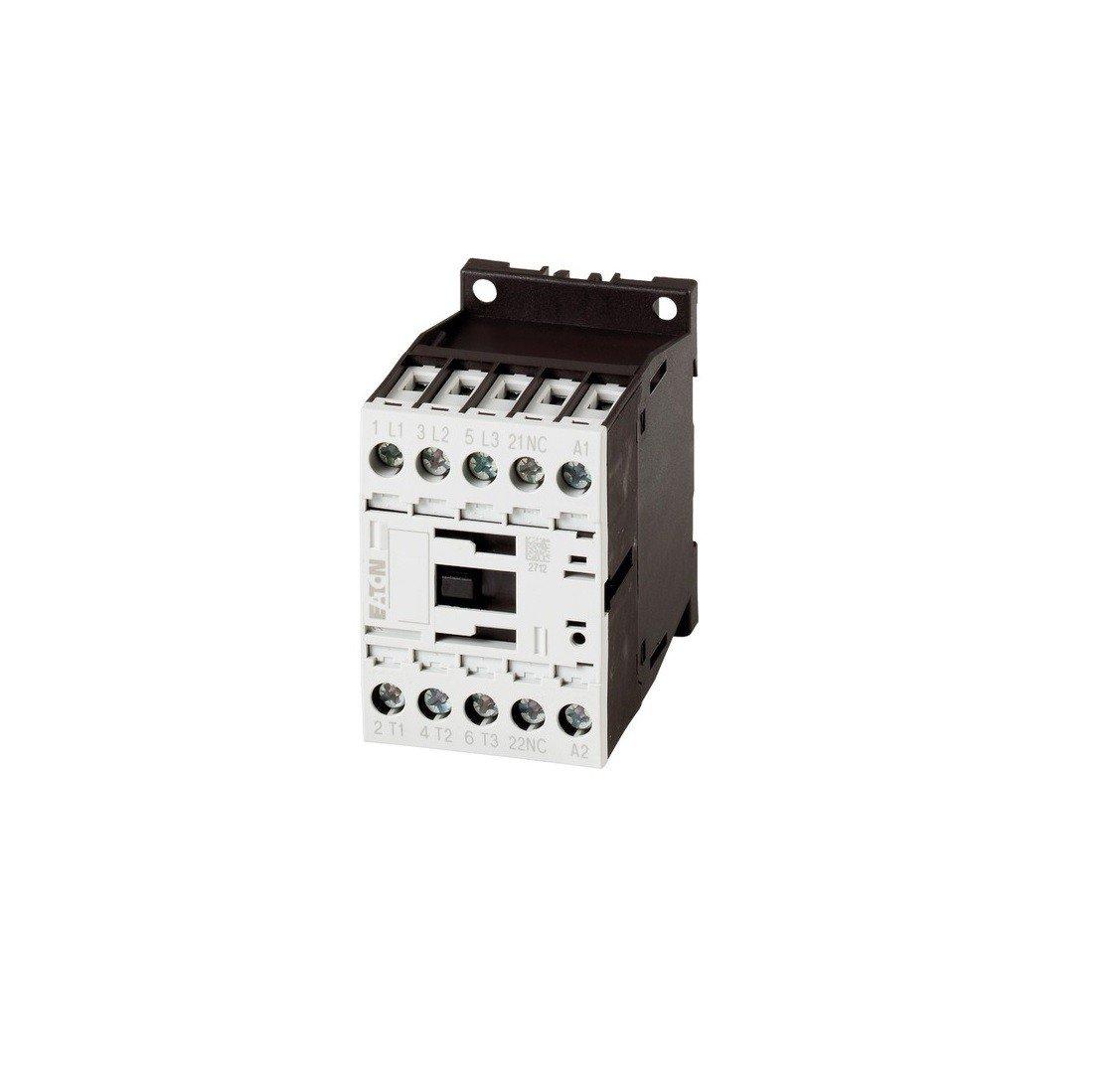 Eaton 290093 Leistungsschü tz, 3-polig + 1 Ö ffner, 7, 5 kW/400 V/AC3