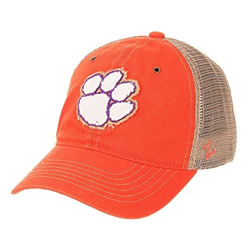 25c13b2443c Clemson Tigers Trucker Hats Price Compare