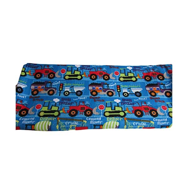 Baby Swaddling Blanket Toot with Blue