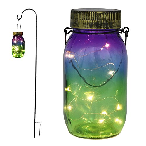 Garden Jar Lights - 5