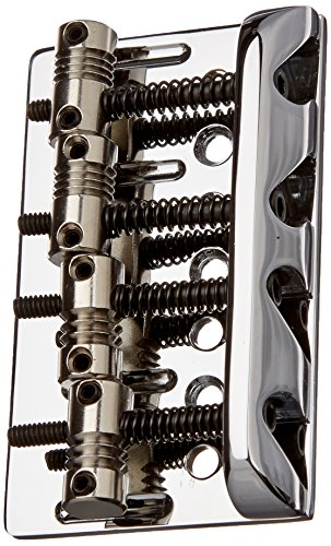 Fender American Standard Bass Bridge Assembly - Chrome ()