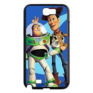 samsung n2 7100 phone case Black Toy Story 2 DFG8445707