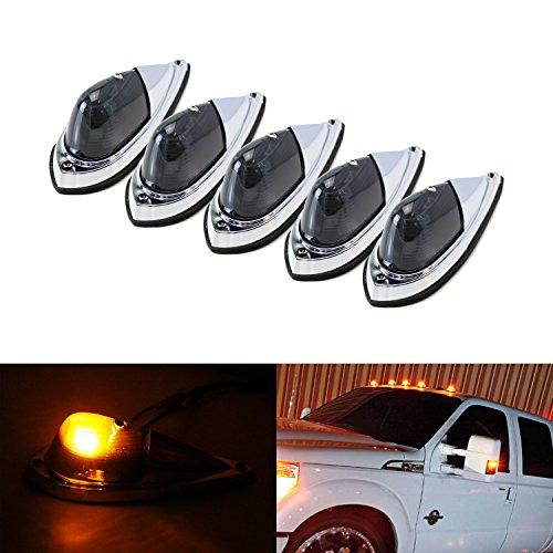 duramax smoked cab lights - 9