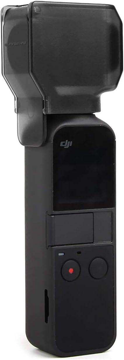 Jesykin Guard Camera Lock Lens Cover Hood Caps Gimbal Protector for DJI OSMO Pocket Lens Cover for DJI Osmo Pocket