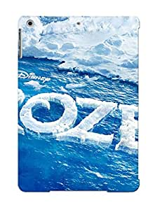 Pouchedgrate Top Quality Rugged Olaf Frozen Case Cover Deisgn For Ipad Air For Lovers