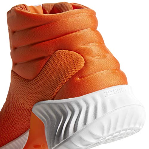 orange Bounce Adidas Pro 2018 white Hombre Orange YYZq4