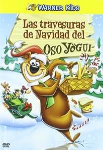 Las travesuras de navidad del oso Yogui [DVD]