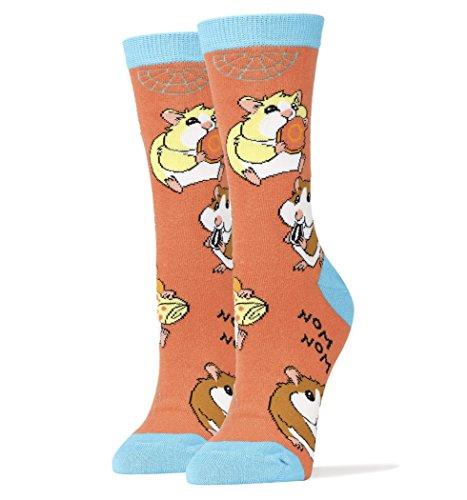 Game Life High Socks A Hamster Sport Socks Crew Socks