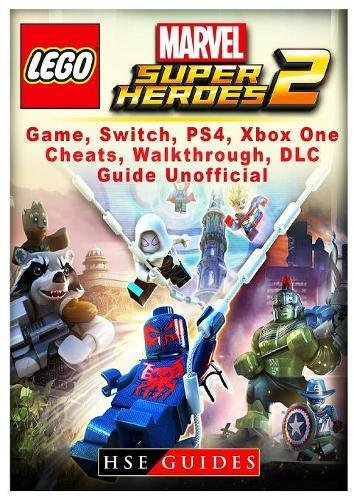 Price comparison product image Lego Marvel Super Heroes 2 Game, Switch, Ps4, Xb One, Cheats, Walkthrough, DLC, Guide Unofficial