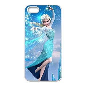diy zhengFrozen lovely girl Cell Phone Case for iPhone 6 Plus Case 5.5 Inch /