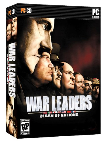 Price comparison product image War Leaders: Clash of Nations - PC