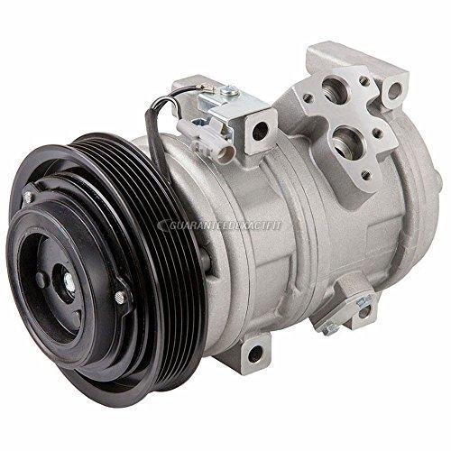 AC Compressor & A/C Clutch For Toyota Camry Avalon Solara Highlander V6 Lexus RX300 RX330 ES300 ES330 - BuyAutoParts 60-00831NA NEW ()