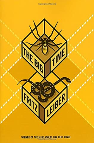 book cover of The Big Time