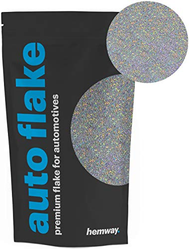 - Hemway Auto Flake Glitter MICROFINE 1/256