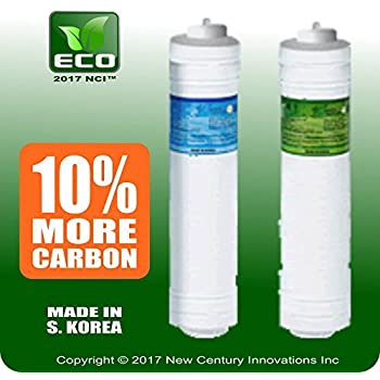 ECO Ultra Filter Replacement Set for Tyent MMP 5050/7070/9090/11 Water Ionizer