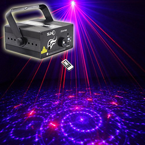 SUNY Colorful Professional Projector Decoration product image